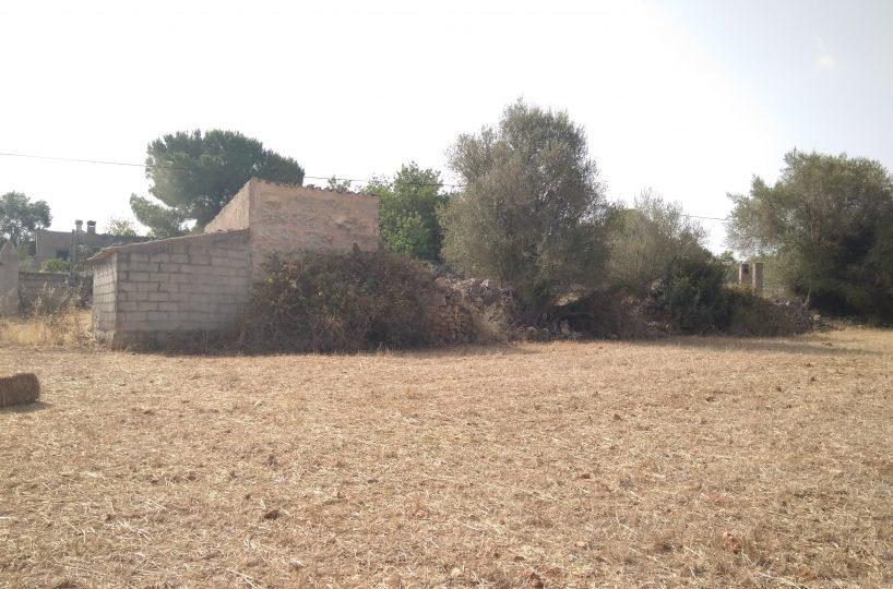 Vista Casa Aperos